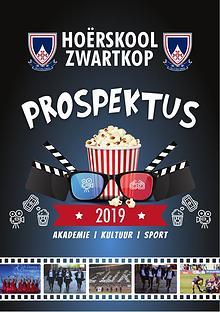 Zwarrie Prospektus 2019