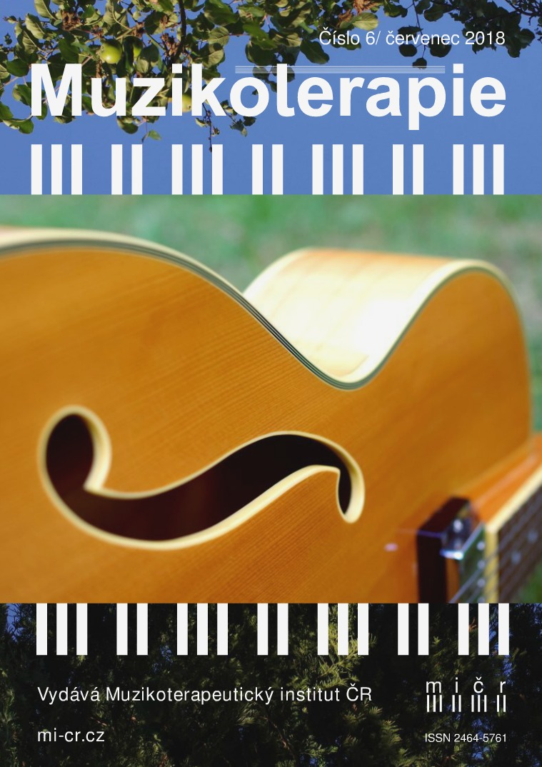 Muzikoterapie 6 Muzikoterapie 6