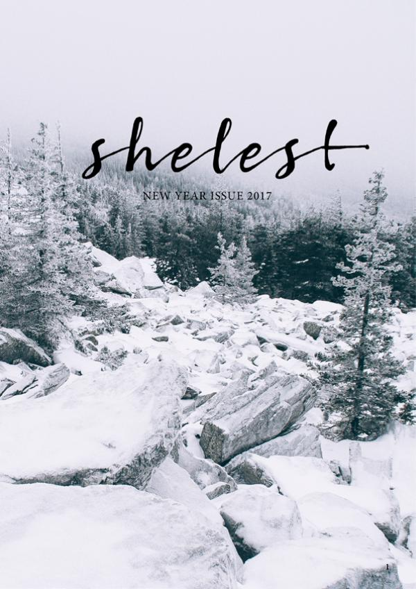 SHELEST New Year Issue 2017