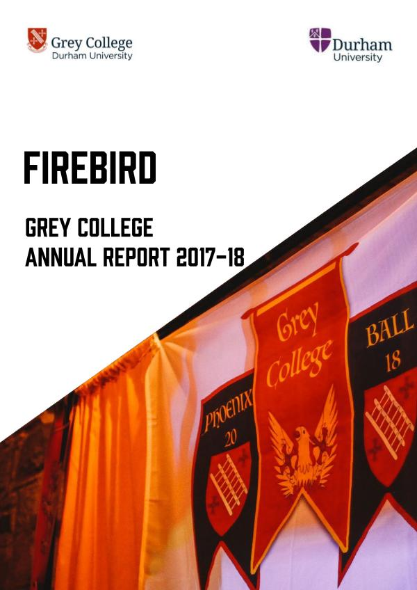 The Firebird Volume 3 (2017-18)