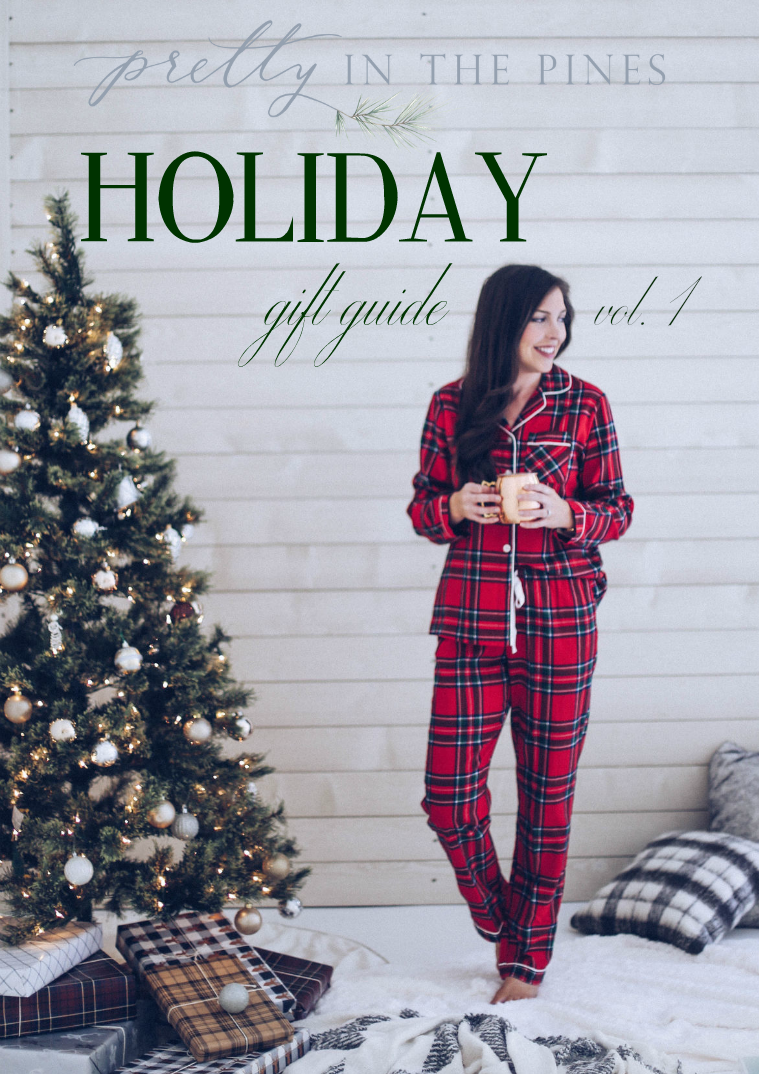 Pretty in the Pines Holiday Magazine 1
