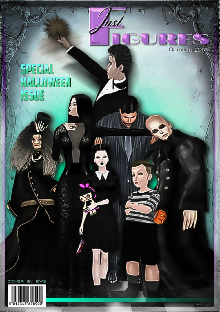 Just Special Issues Halloween Edition 2017