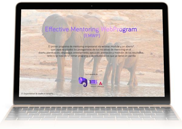Catálogo del programa de mentoring EMWP Catalogo-EMWP