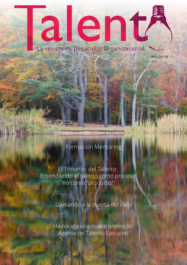 Revista TALENTO - Coaching, Mentoring, Liderazgo y RRHH 33