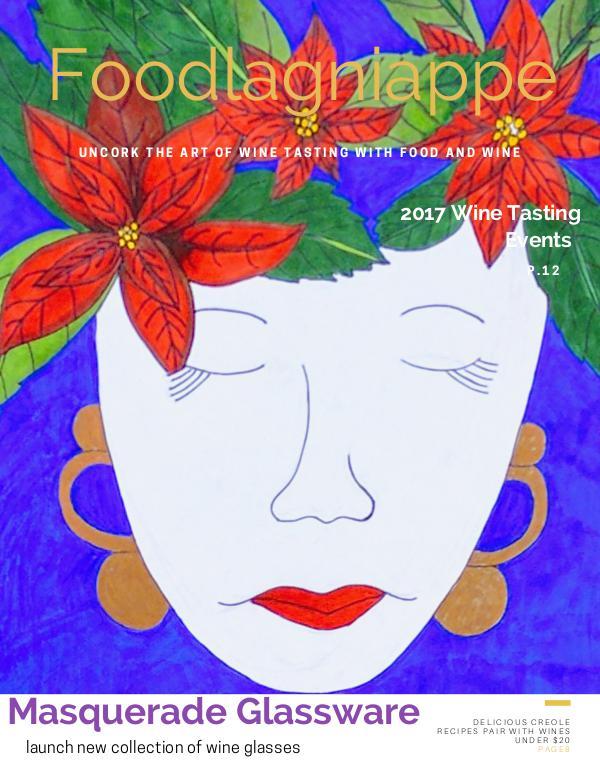 Foodlagniappe Issue 1 Vol. 1