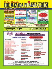 The Mazada Pharma Guide