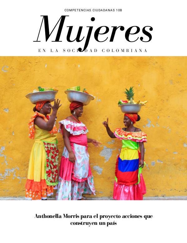 Proyecto : Competencias ciudadanas Mujeres en la sociedad colombiana