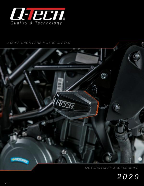 Catalogo Q-TecH Motoparts Catalogo Q-TecH 2020