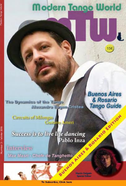 Modern Tango World N° 3 (Buenos Aires, Argentina)