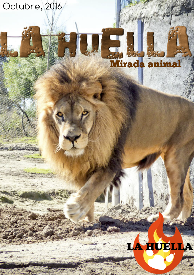 Revista La Huella. Mirada animal. 1