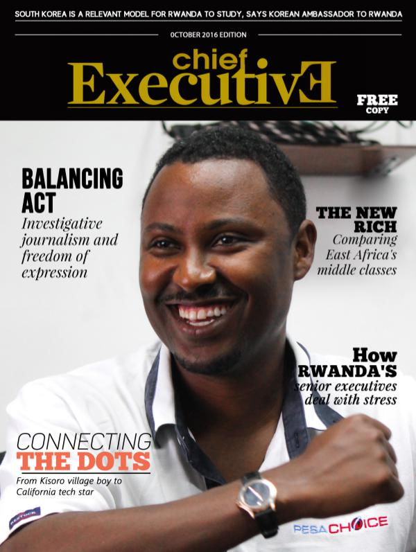 Chief Executive Issue 2
