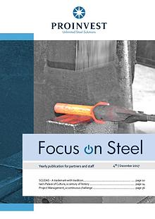 Focus on Steel