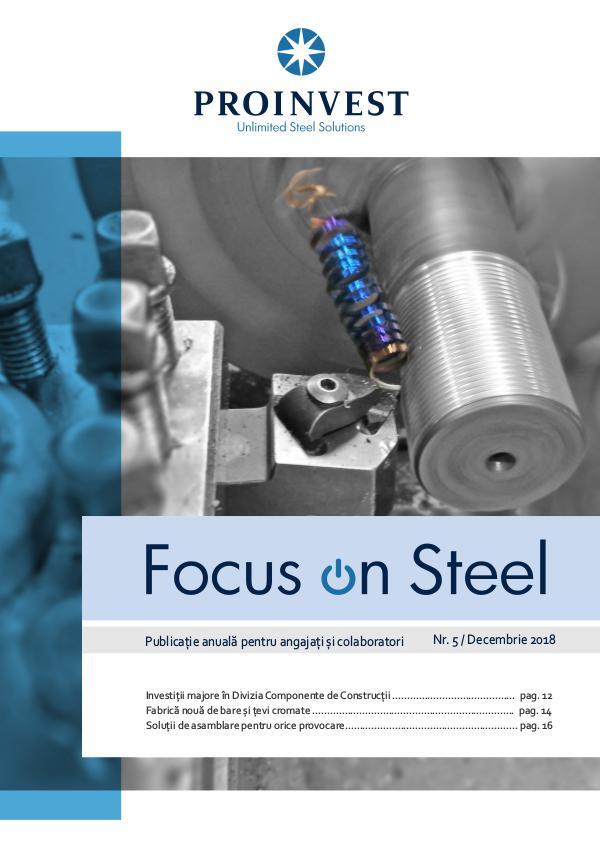 Focus on Steel 2018