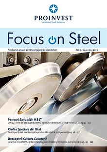 Focus on Steel