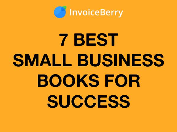 7 Small Business Books for Success