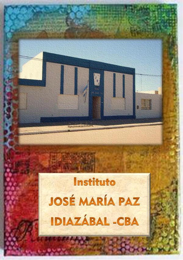 Instituto José María Paz Vol 1