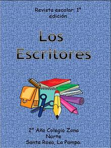 Revista Los Escritores