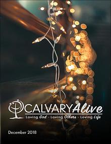 Calvary Alive, Dec 2018