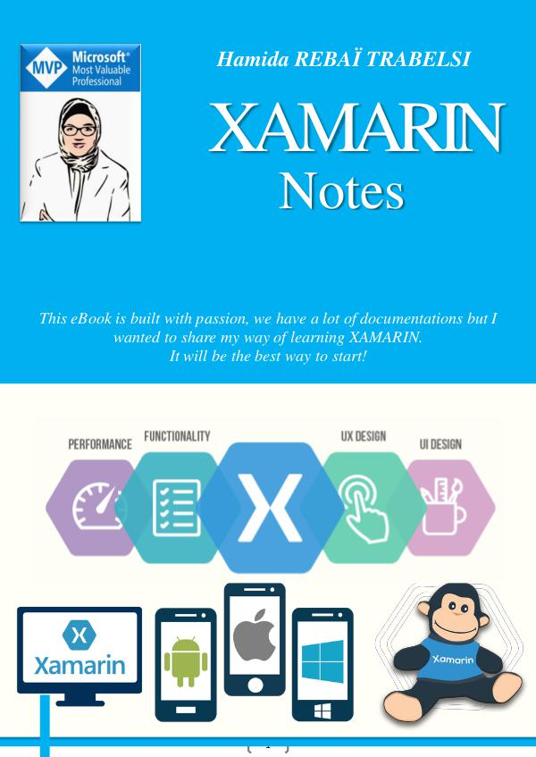 XAMARIN Notes Xamarin Notes - Part 1 Set up the environment