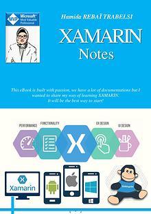 XAMARIN Notes