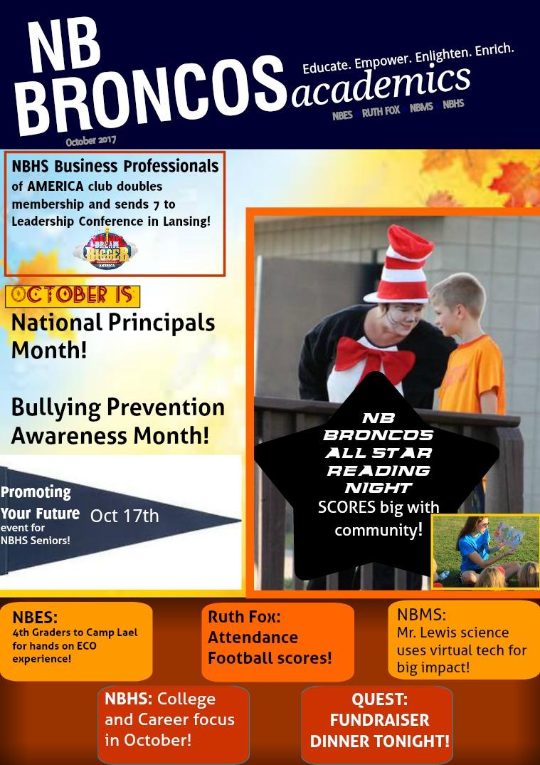 NB Highlights October 2017