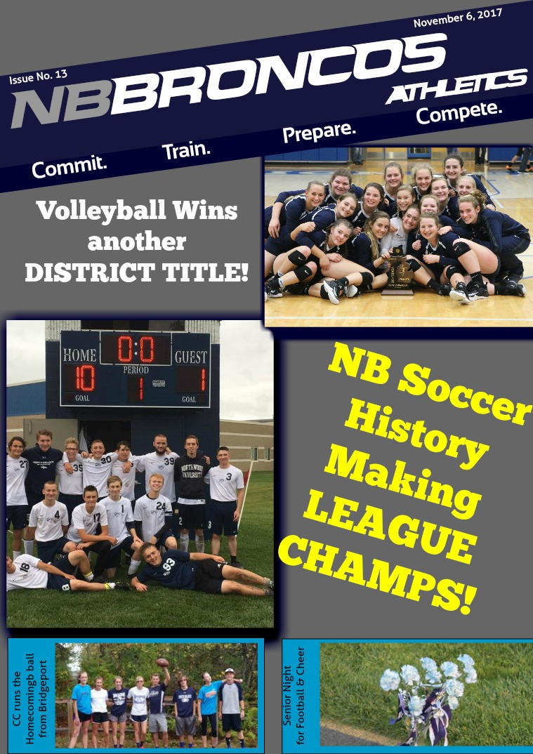 NB Highlights 2018-2019 Issue 14