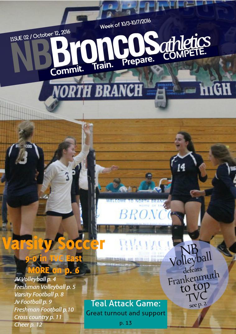 NB Highlights 2018-2019 Vol 2 October 12, 2016