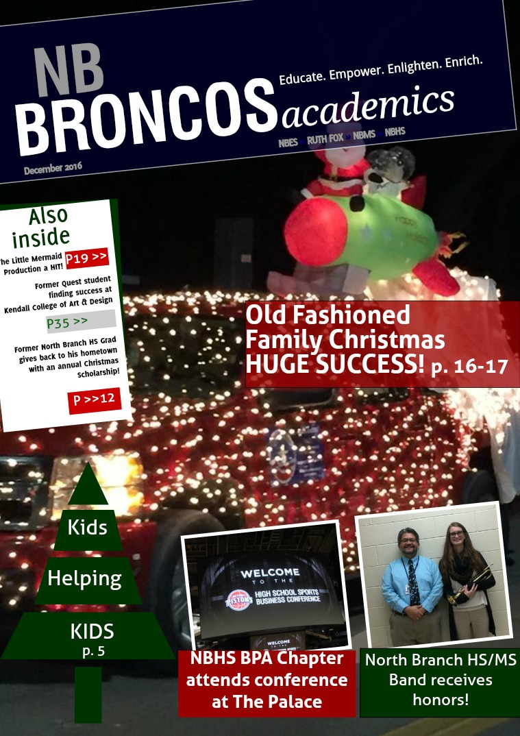 NB Highlights December 2016