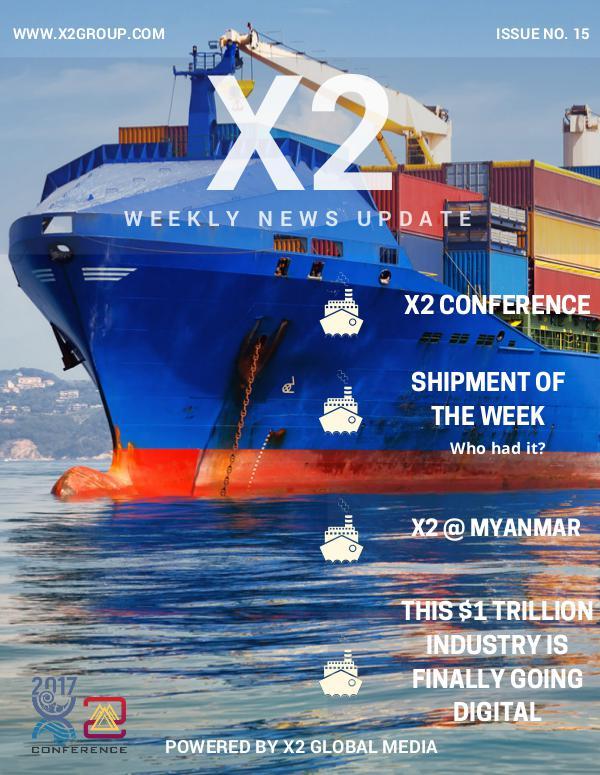 X2 Magazine Issue No. 15