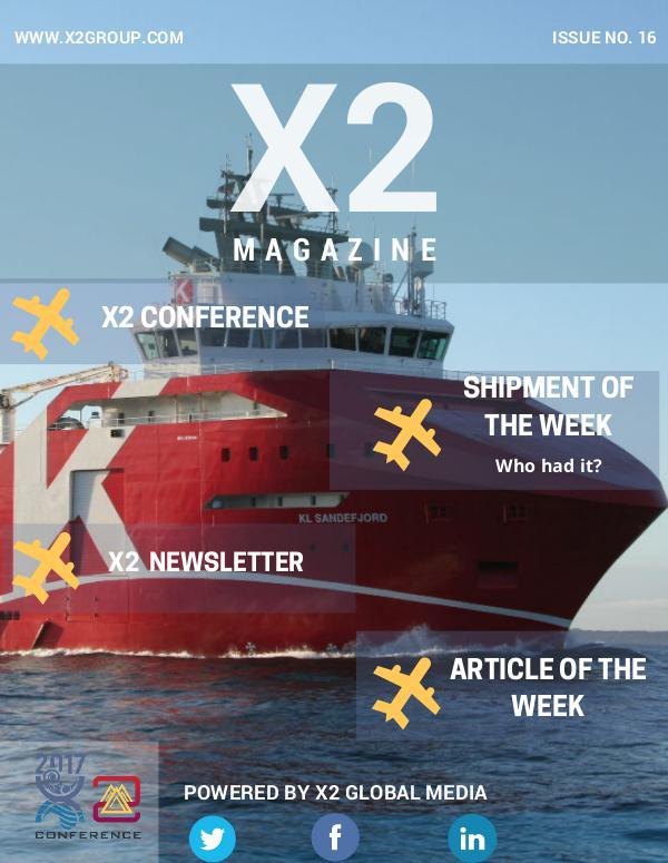 X2 Magazine Issue No. 16