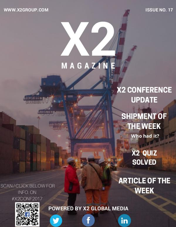X2 Magazine Issue No. 17