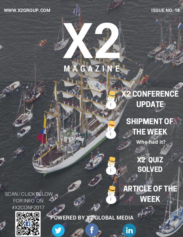X2 Magazine Issue No. 18