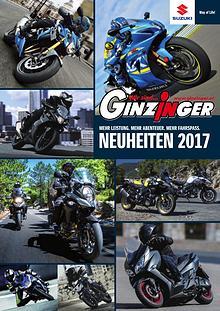 Ginzinger Aktionen 2017