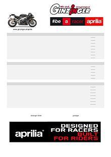 Alle Preislisten : Aprilia   Yamaha   Suzuki   Kawasaki   SYM   ...