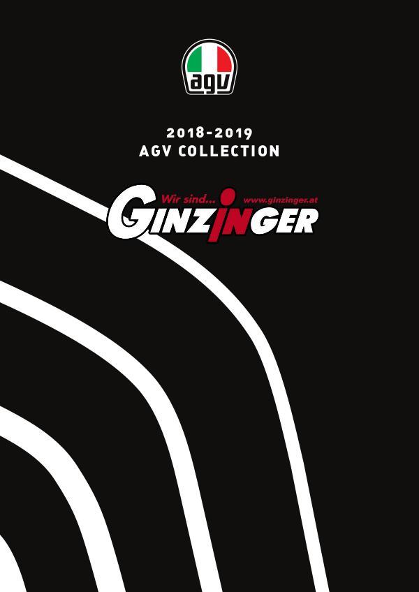 Zubehör und Bekleidung AGV 2019 : Workbook