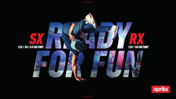 Aprilia Kataloge RX SX 50 125 2019