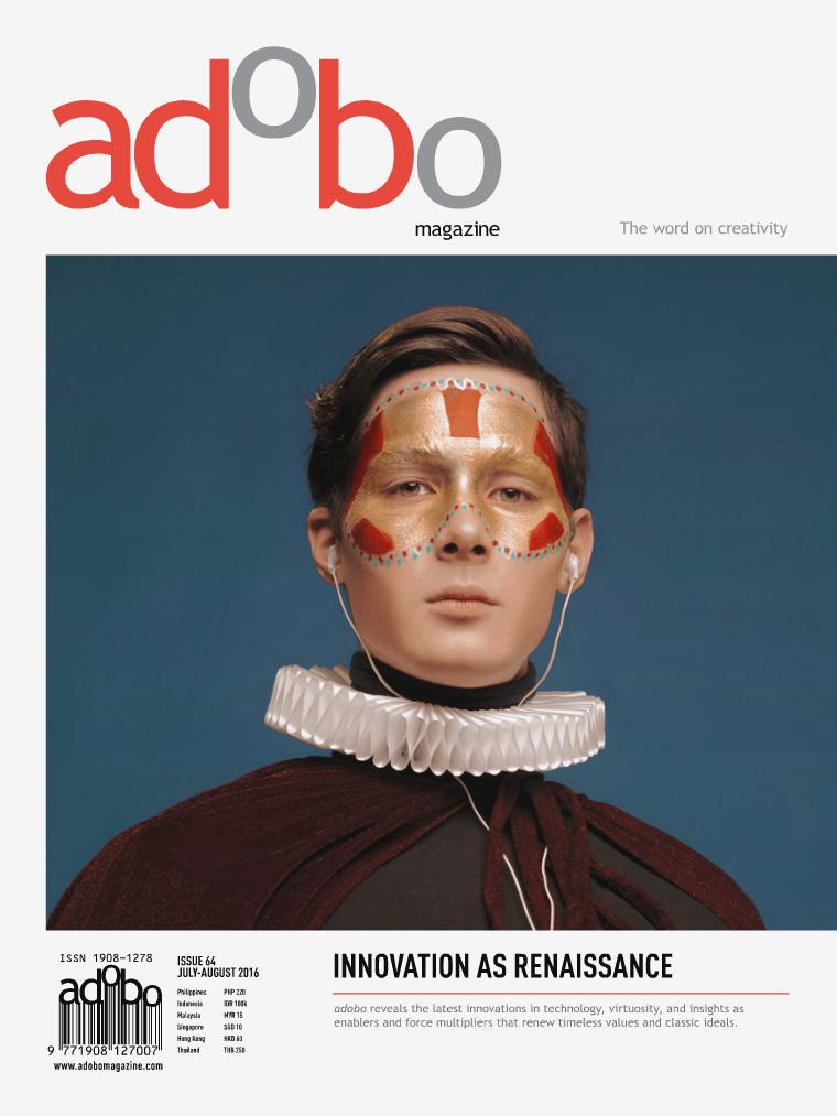adobo magazine Issue 64