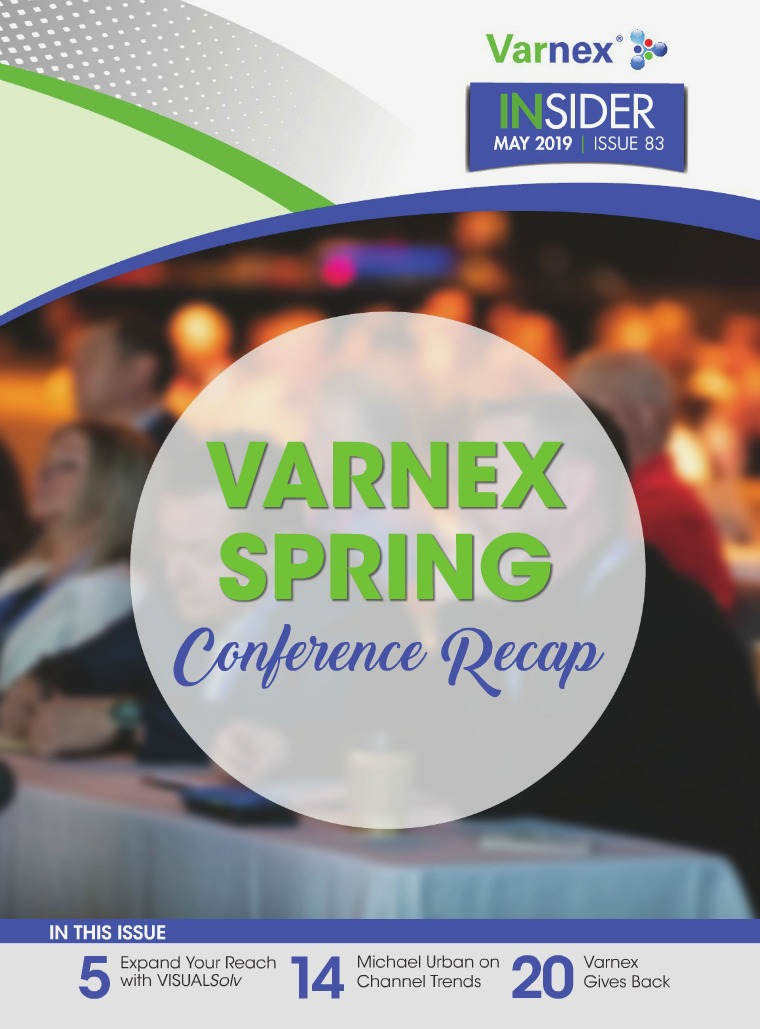 Varnex Insider May 2019 - Issue 83