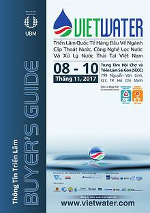 Vietwater 2017 - Buyer Guide