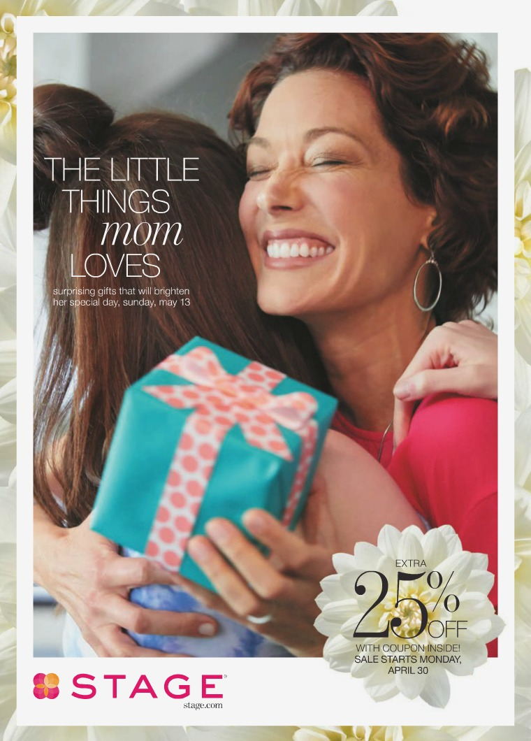 The Little Things Mom Loves Mom's Day Gifts
