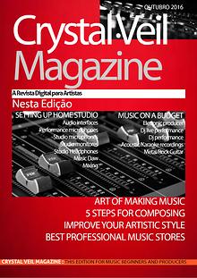 Crystal Veil Magazine