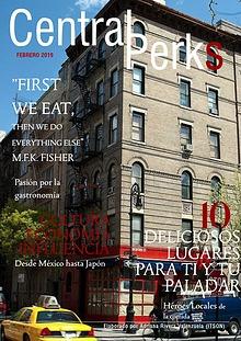Gastronomía NY, NY