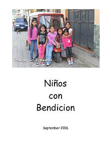 Niños con Bendición