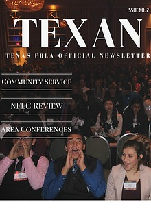 The Texan Issue 2