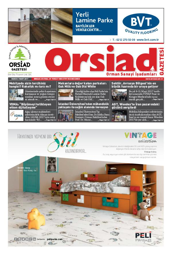 Orsiad Gazetesi Sayı 57 - Mart 2017