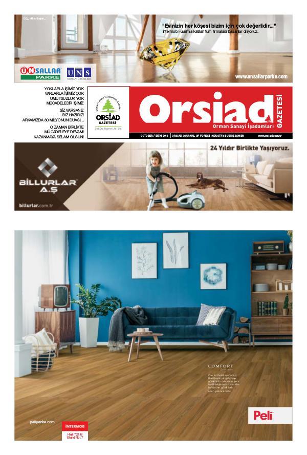 Orsiad Gazetesi Sayı 76 - Ekim 2018