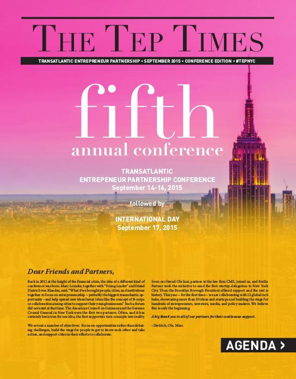 TEP Times 2015