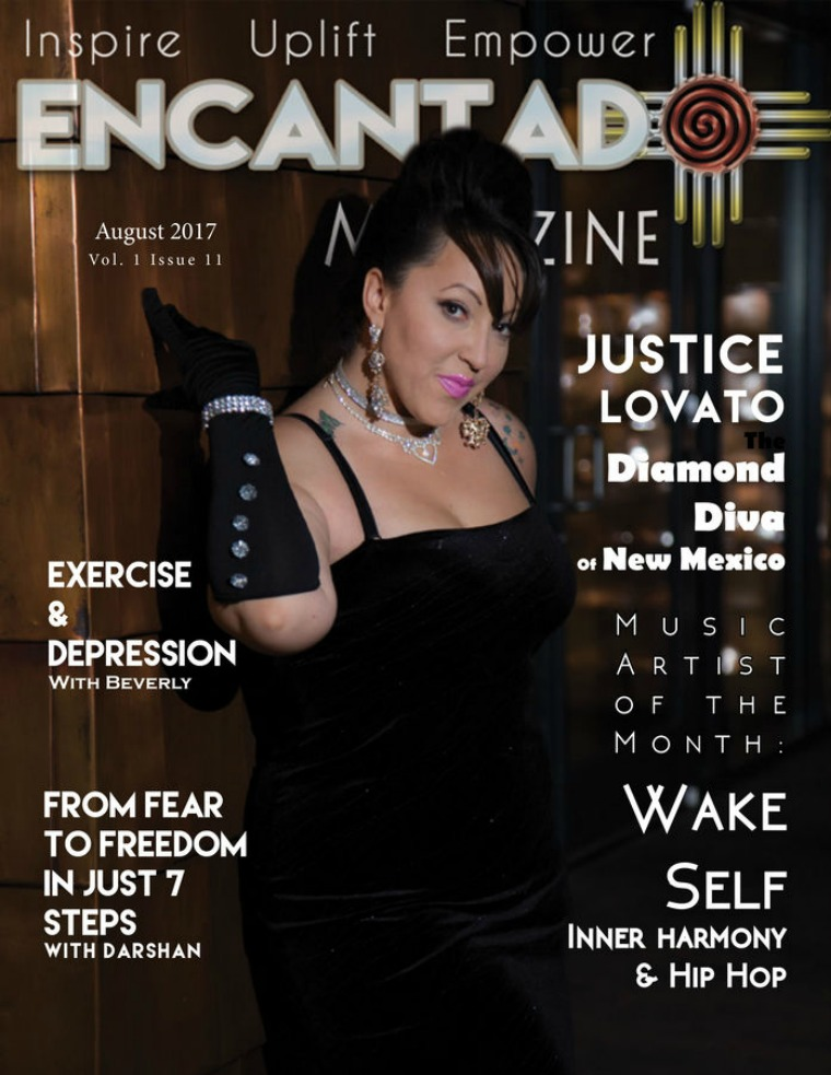 Encantado Magazine august Issue