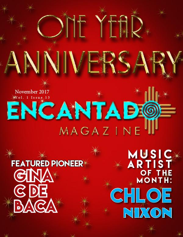 Encantado Magazine November 2017 Issue