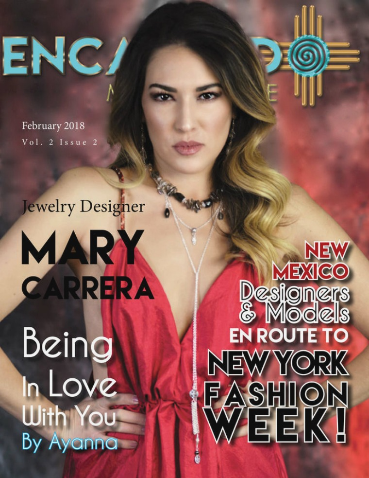 Encantado Magazine Feb 2018 issue